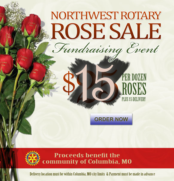 2013 Northwest Rotary Rose Sale